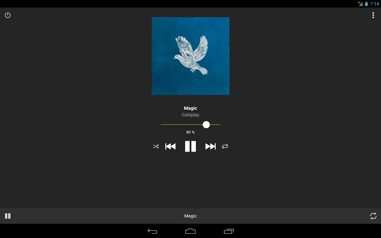 how to fix shuffle on spotify on android