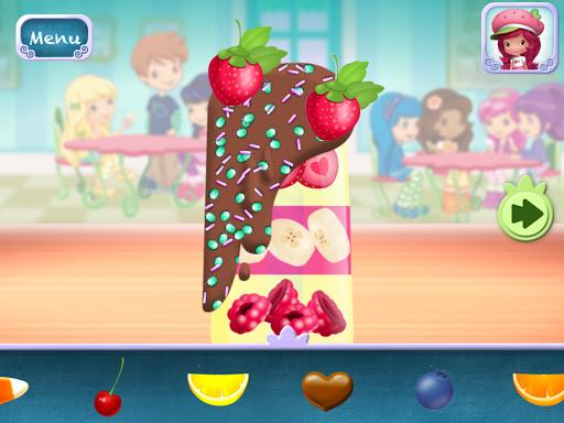 Клубнички: изготовление конфет для планшетов на Android