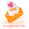 101 Romantic SMS logo