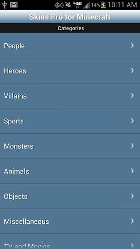 McPe Skins - Android Apps on Google Play