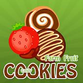 Farm Fruit Cookies Crush