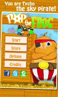 Pop the Frog - screenshot thumbnail