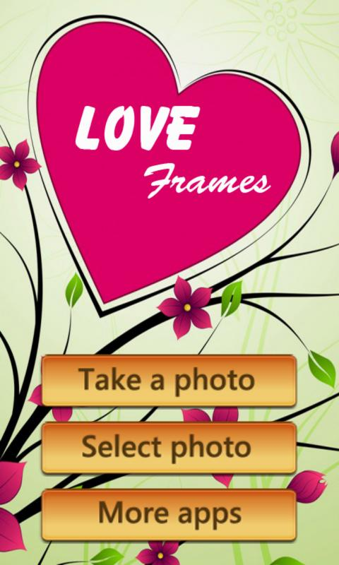 Love Frames - screenshot