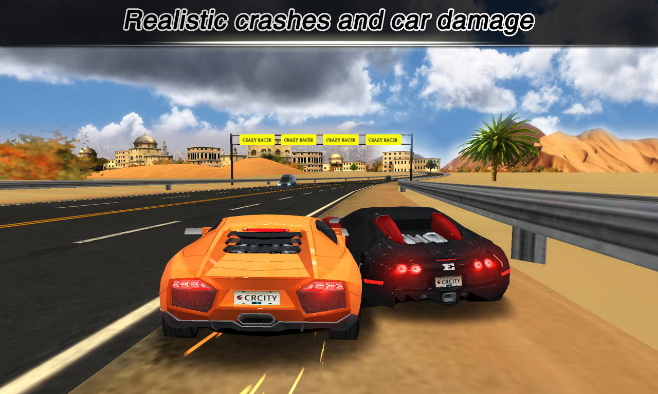 City Racing 3D - screenshot