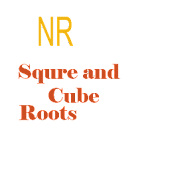 NR Arithmatical Square & Roots