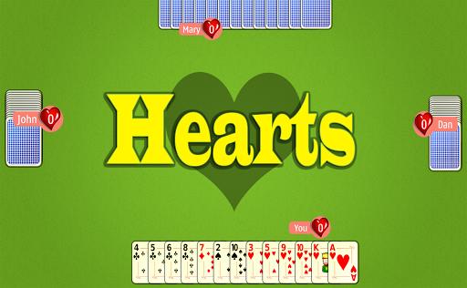 Hearts Mobile  screenshots 1