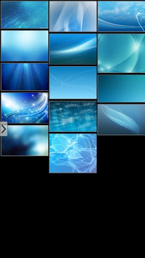 靜態壁紙牆紙HD-純藍色