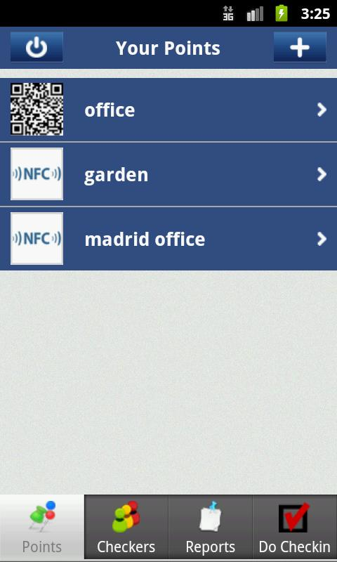 ECHECKIN SERVICES freemium - screenshot
