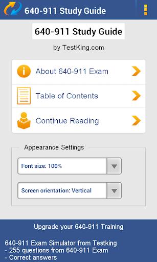 Cisco 640-911 Study Guide