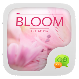 GO SMS PRO BLOOM THEME EX for PC and MAC