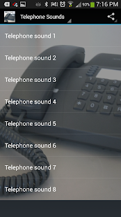 Telephone Sounds