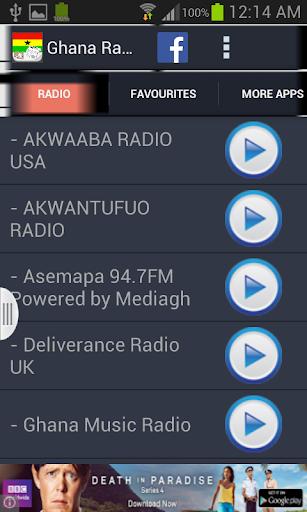 Ghana Radio News