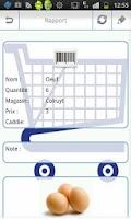 Screenshot of My Shopping List (free)
