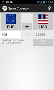 Spree Currency- screenshot thumbnail