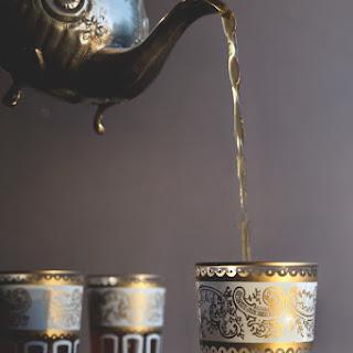 Moroccan Mint Tea.
