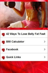 Ways To Lose Belly Fat Fast - screenshot thumbnail
