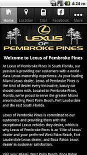 Lexus of Pembroke Pines - screenshot thumbnail