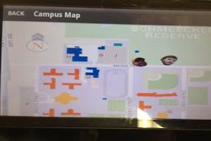 Screenshot of Team Slackers Mobile App
