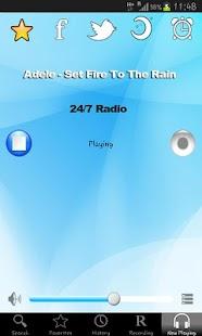 tfsRadio Malaysia - screenshot thumbnail