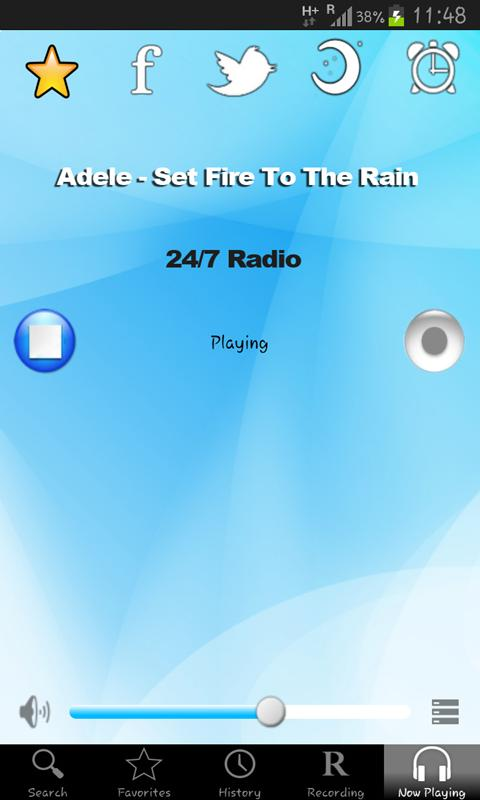tfsRadio Malaysia - screenshot