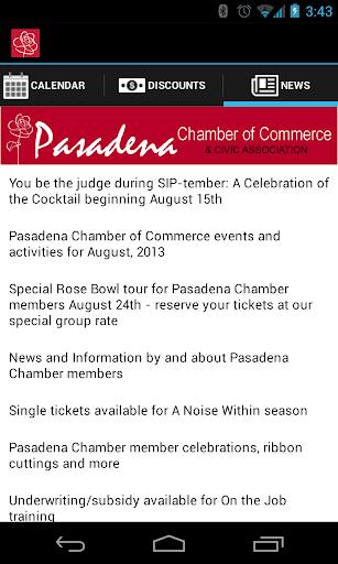 玩商業App|Pasadena Chamber免費|APP試玩