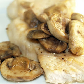 Turkey And Mushroom Marsala