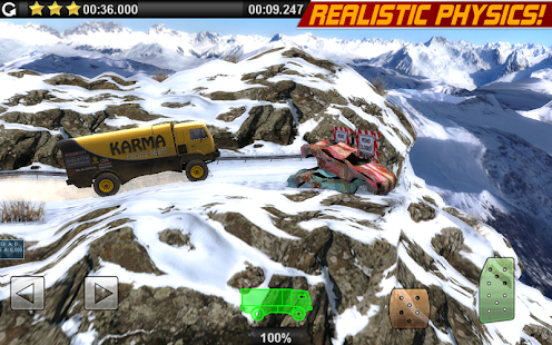 Offroad Legends- screenshot thumbnail