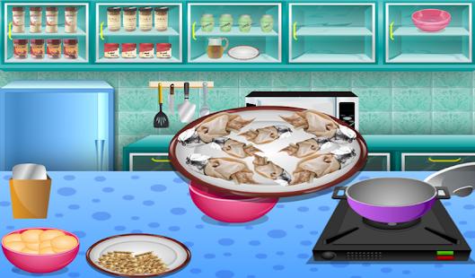 如何使日Shawarma - 做飯遊戲