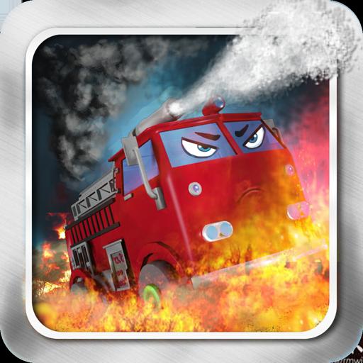 Fire Truck-Kid Vehicle:Unblock