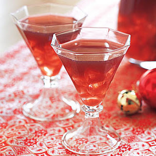 Sparkling Breakfast Punch