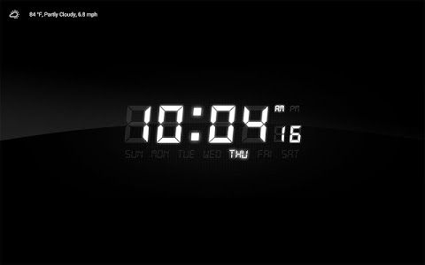 My Alarm Clock v2.7