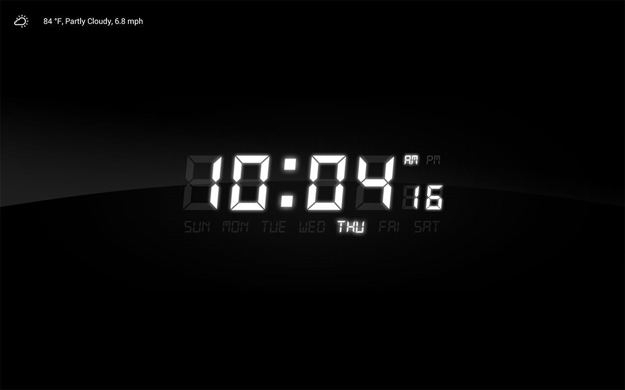 My Alarm Clock - screenshot