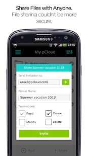 pCloud: Free Cloud Storage - screenshot thumbnail