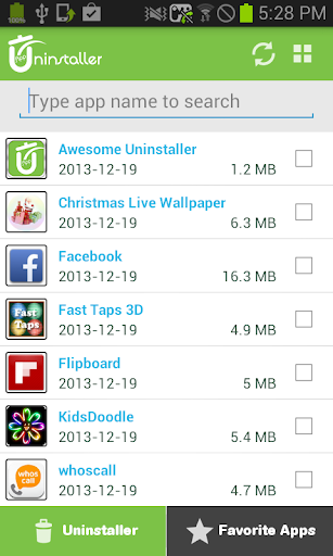Awesome Apps Manager