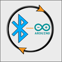 Blue Arduino icon