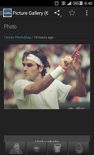 【免費新聞App】Just Tennis-APP點子