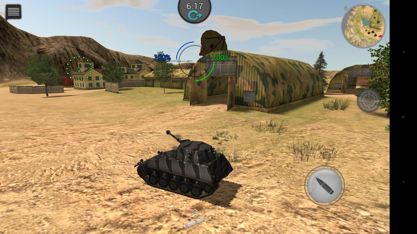 Panzerspiel Online