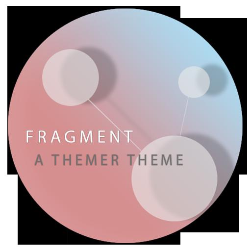 Fragment LOGO-APP點子