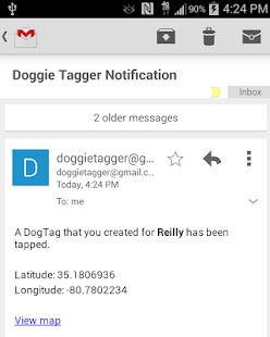 Doggie Tagger- screenshot thumbnail