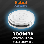 Steering Wheel for Roomba
