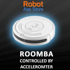 Steering Wheel for Roomba