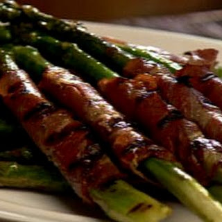 Grilled Ham Wrapped Asparagus Recipe