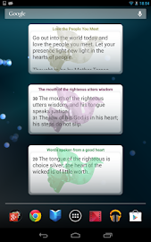 Uplifting Psalms Daily Screenshot 27