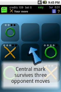 Tic-Tac-Toe Tweaks - screenshot thumbnail