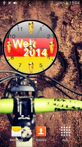 Welt 2014 Widget