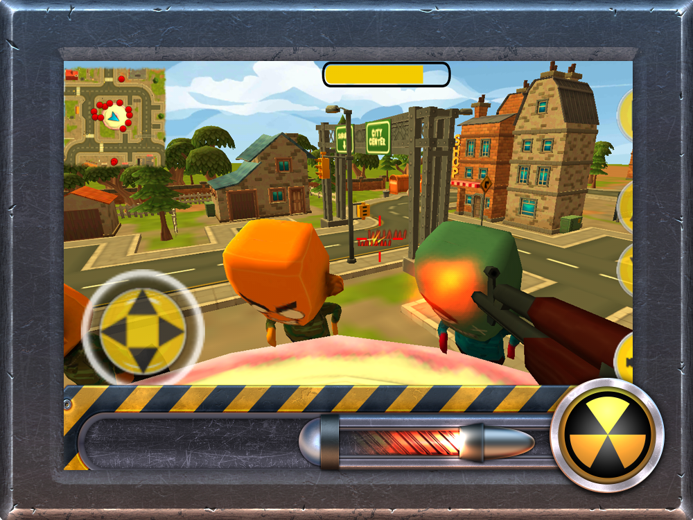 BadTown - 3D Action Shooter - screenshot