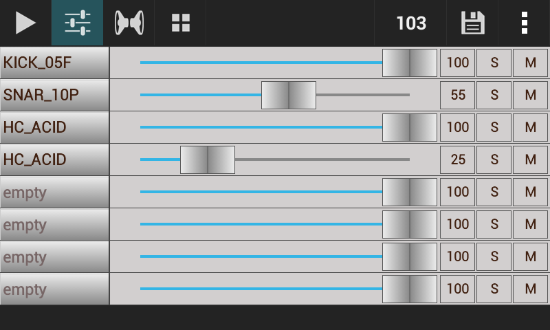 GrooveMixer Pro – Beat Studio- screenshot