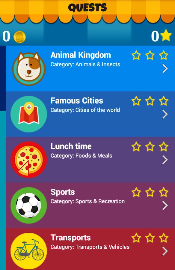 Word Search - screenshot