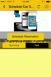 Kwik Kar of Plano Client App- screenshot thumbnail