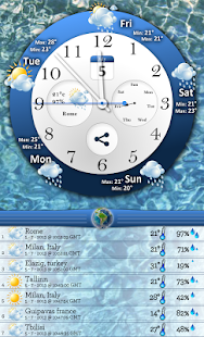 Weather - screenshot thumbnail